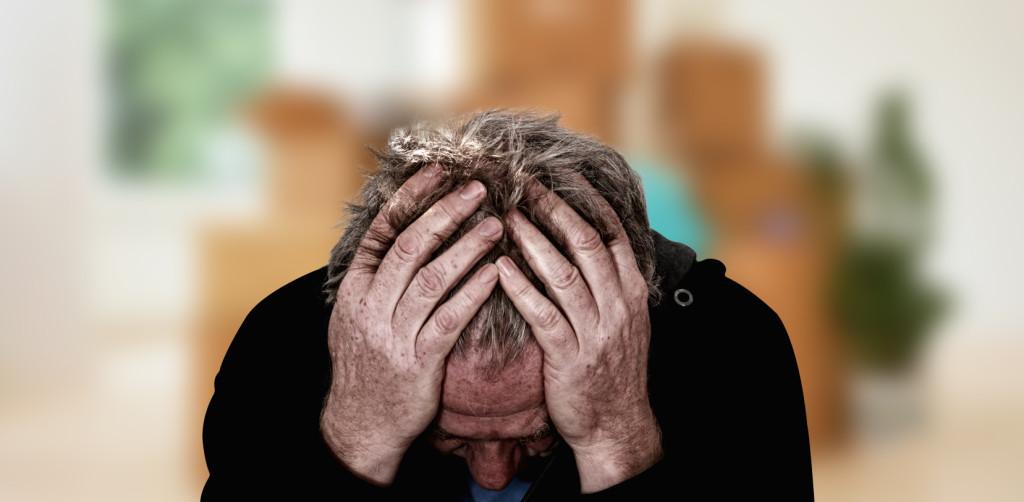 stres pri sťahovaní